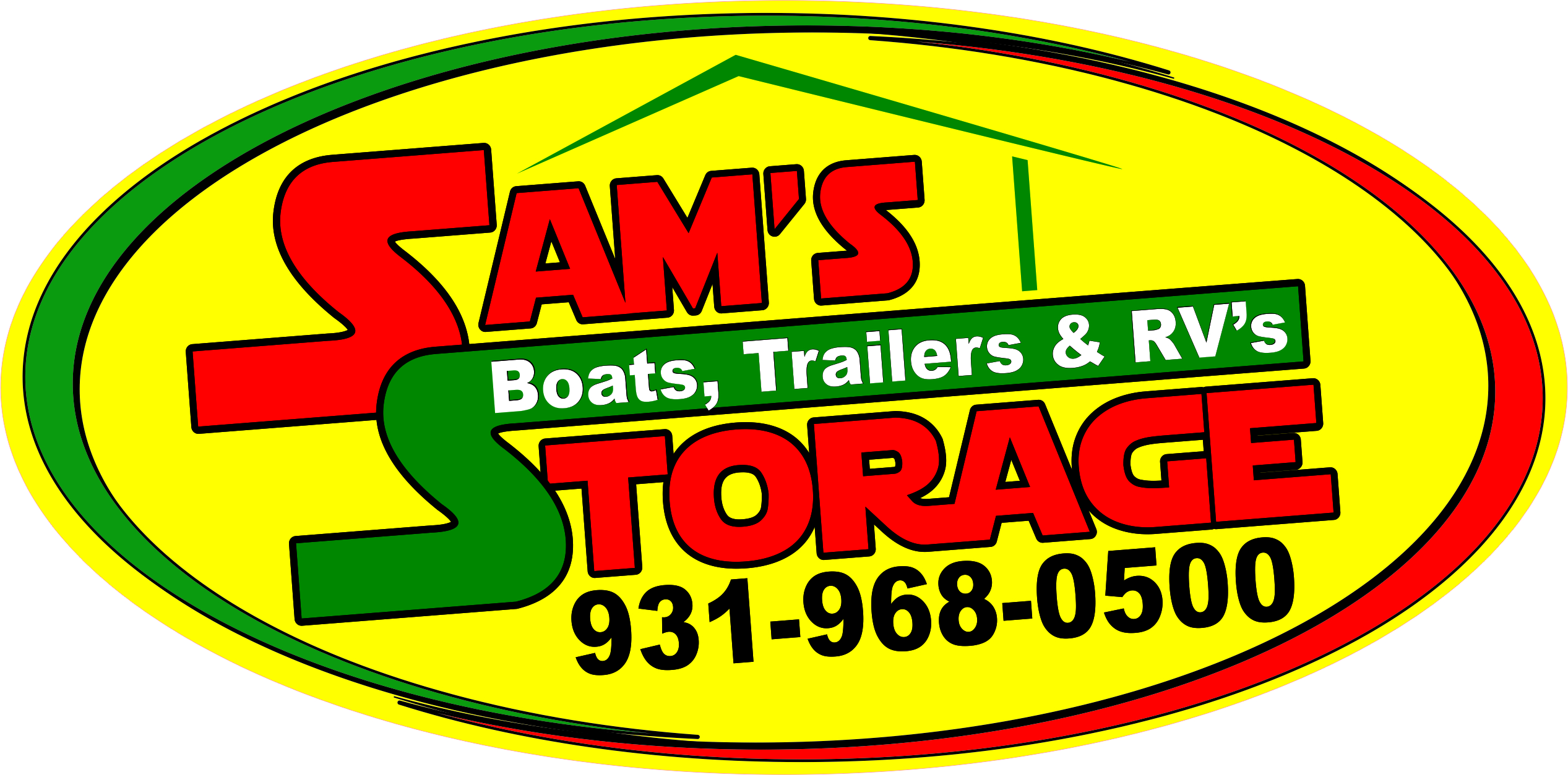Tims Ford Lake Boat and RV Storage